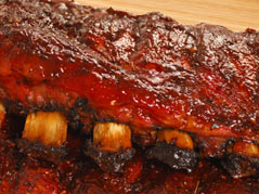 Savery Rack of Ribs